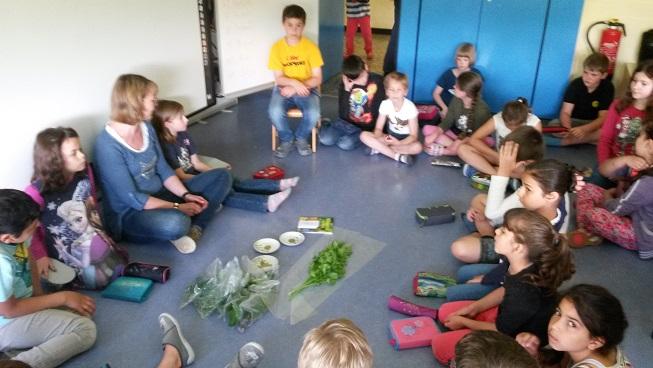 thema projektwoche schulfest grundschule